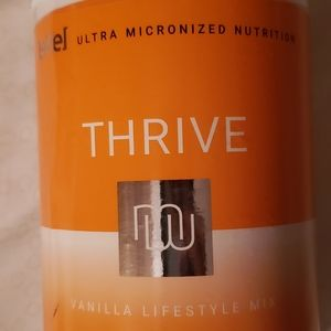 Thrive Level Vanilla Lifestyle Mix Canister